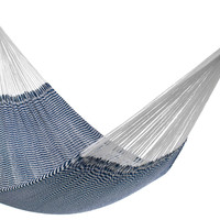 Vineyard Haven Hammock, Navy Blue Stripe, Outdoor Hammocks