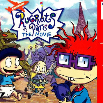 Rugrats in Paris: The Movie - Nintendo 64 (Game Only)