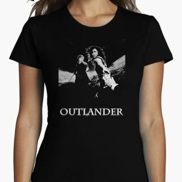 """Women's Outlander """"Claire and Jamie"""" T-Shirt"""