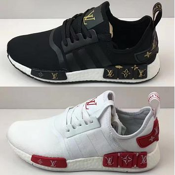 shosouvenir ? Adidas NMD LV Trend sports casual shoes