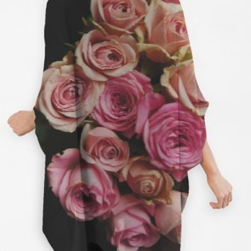 BABY ROSES COCOON WRAP