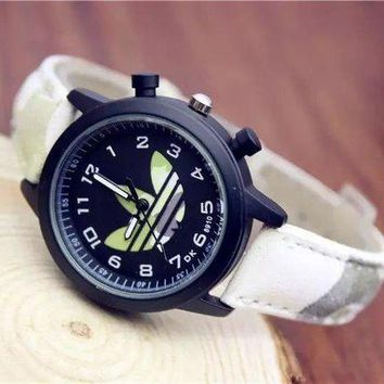 DCCK8N2 Stylish Awesome New Arrival Designer's Gift Good Price Trendy Great Deal Ladies Camouflage Couple Simple Design Casual Watch [415629377572]