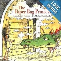 The Paper Bag Princess (Annikin)