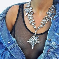 Genevieve Resort Necklace