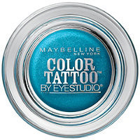 Maybelline Eye Studio Color Tattoo Eyeshadow Tenacious Teal Ulta.com - Cosmetics, Fragrance, Salon and Beauty Gifts