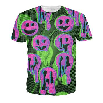 Lean Wax Smile T-Shirt
