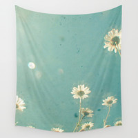 Stand Tall Wall Tapestry by Cassia Beck
