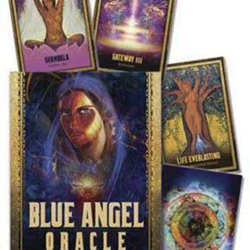 Blue Angel Oracle Deck