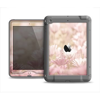 The Distant Pink Flowerland Apple iPad Mini LifeProof Nuud Case Skin Set