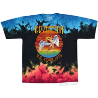 Led Zeppelin - Icarus 1975 T Shirt on Sale for $24.95 at HippieShop.com