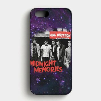 One Direction Lyrics iPhone SE Case