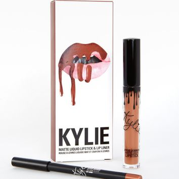 Kylie Cosmetics BROWN SUGAR | LIP KIT