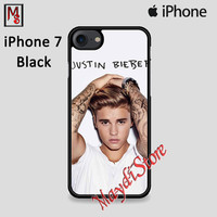 Justin Bieber Poster For Iphone 7 Case