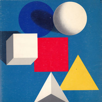 50 years of the Bauhaus Exhibition Catalogue, The Royal Academy, London, October 1968