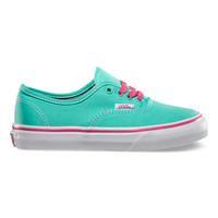 Vans Canvas Authentic, Girls (cockatoo/fuchsia purple)