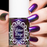 Glitter Daze Contact High Nail Polish
