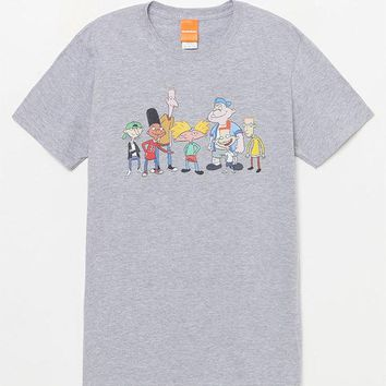 DCCKYB5 Hey Arnold T-Shirt