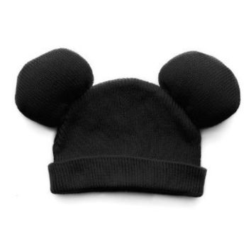 Trumpette Mickey Hat - Black