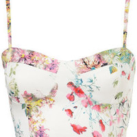 **Spring Meadow Bralet by Oh My Love - Oh My Love - Clothing Brands  - Designers - Topshop