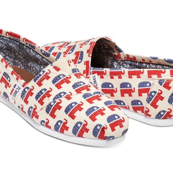 ELECTION ELEPHANTS WOMEN'S CLASSICS