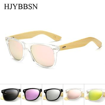 Unisex Wood Sunglasses 75