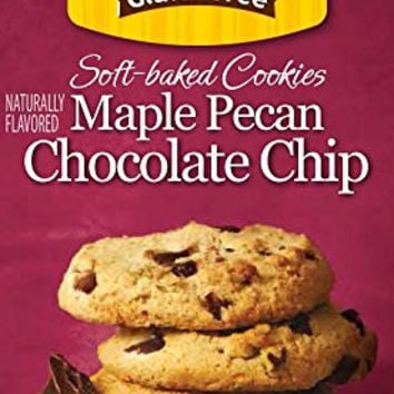 Maple Pecan Chocolate Chip Cookies - 9.1 oz each - Case of 6