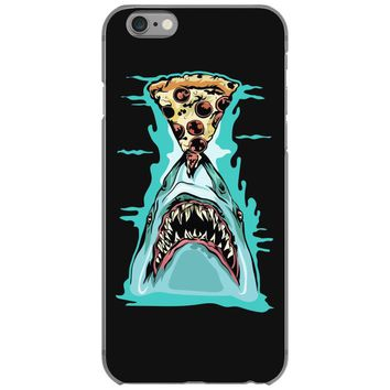 pizza shark graphic iPhone 6/6s Case