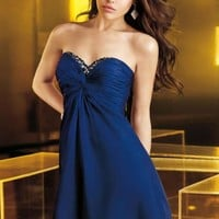 Alyce Short Dress 4332 at Prom Dress Shop