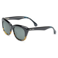 Toms Kitty Sunglasses Black Tortoise Fade One Size For Women 27185714901