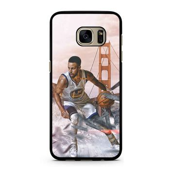 Stephen Curry 5 Samsung Galaxy S7 Case