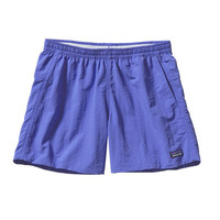 "Patagonia Women's Baggies 5"" Shorts- Violet Blue"
