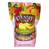 Country Time Lemonade Hard Candy 48 Oz Bag by Office Depot