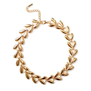 Gold Plated Collar