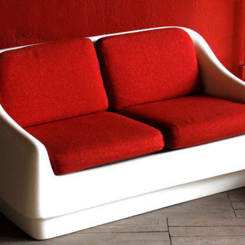 Thonet Saturna Mod Space Age Couch