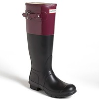 Hunter 'Original Colorblock' Rain Boot (Women) | Nordstrom