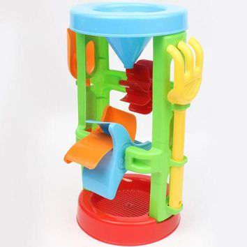 ac DCK83Q Kitchen Helper On Sale Hot Deal Home Easy Tools Toy Beach Hourglass Set Children Spoon [10261301452]