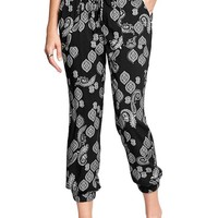 "Women's Drapey Cinched Pants (26-1/2"")"