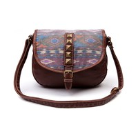 Shi by Journeys Saddle Handbag