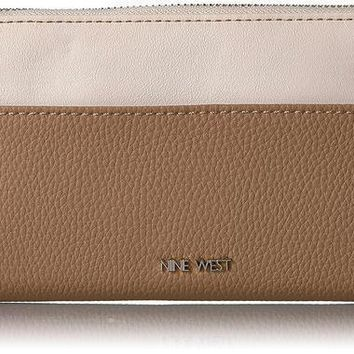 Nine West Table Treasures Zip Around Wallet With Pouch 2 Wallet