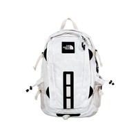 Beauty Ticks The North Face Hot Shot Backpack - White Camo