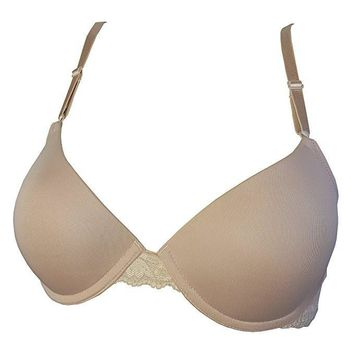 New Maidenform Convertible Natural Lift Push Up Bra Style Number P0668