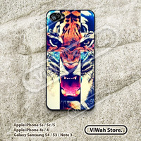 Tiger iPhone 4 Case,Tiger iPhone 4s Hard Case,cover skin case for iphone 4/4s case,More styles for you choose