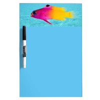 Fish Dry-Erase Board
