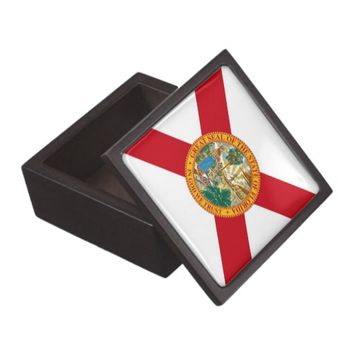 Florida State Flag Premium Gift Box