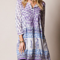 Peshwari Dress Tunic