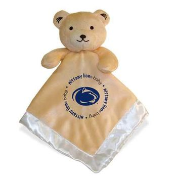 Penn State Nittany Lions NCAA Infant Security Blanket (14 in x 14 in)