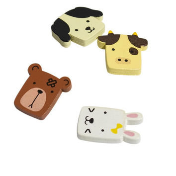 [Lovely Animals-1] - Refrigerator Magnets / Animal Magnets
