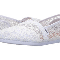 Toms Women's & Men's Lace Classics Casual Shoes