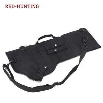 Tactical Ambidextrous Molle AR15 AR-15 M4 M16 Rifle Scabbard Soft Protective Carry Case Outdoor Hunting Shooting Rifle Gun Bag