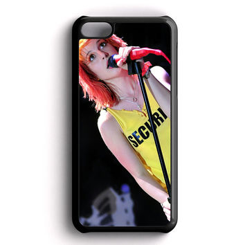 Hayley Williams Paramore Singer iPhone 5C Case